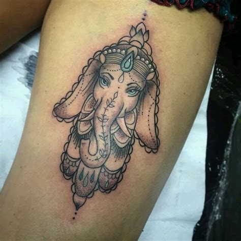 indonesian elephant tattoo 50 deeply symbolic hamsa tattoos you can t resist to get