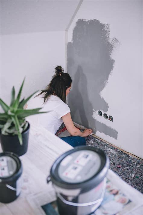 Wand Betonoptik Streichen by Wand In Betonoptik Selber Machen Trendstruktur