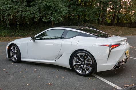 lexus coupe white 5 things to touring in a lexus lc 500 grander