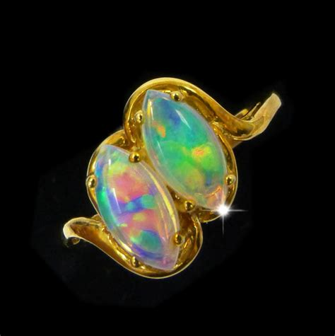 unique opal rings for sale opalmine from australia