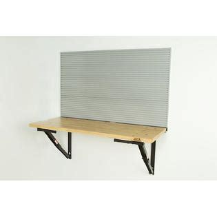 wall mount work bench ideal wall mount workbench kit