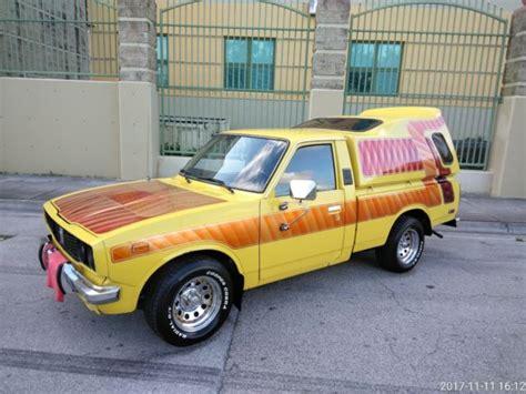 vintage toyota truck 1978 toyota hilux custom vintage mini
