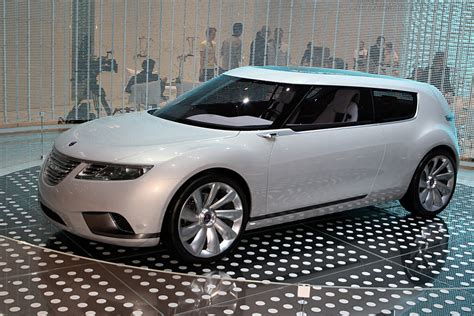 Saab 9 3 Biopower Hybrid Concept Car Shiny Shiny by 2008 Saab 9 X Biopower Hybrid Concept Specifications