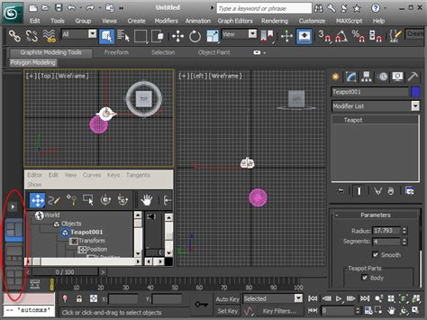 viewport layout in 3ds max viewport layouts