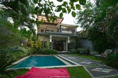 3 bedroom villas legian bali beautiful 3 bedroom villa in legian area