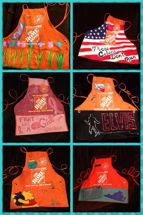 12 best images about home depot apron on