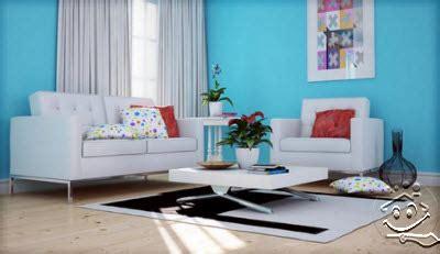 contoh perpaduan warna cat ruangan rumah minimalis