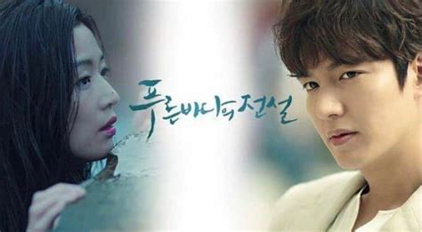 film cinta romantis korea sinopsis the legend of the blue sea drama korea terbaru