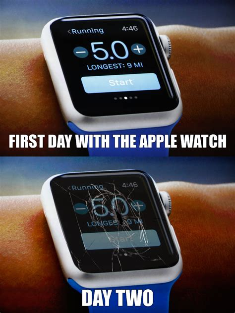Watch Meme - embrace the imockery 20 hilarious apple watch memes