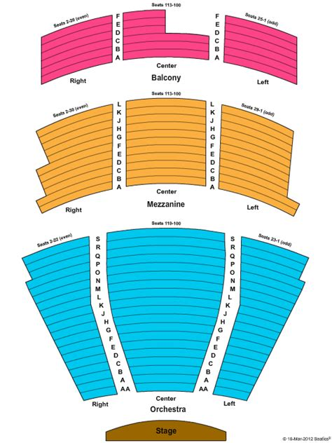 chrysler seating plan search results for venue layout