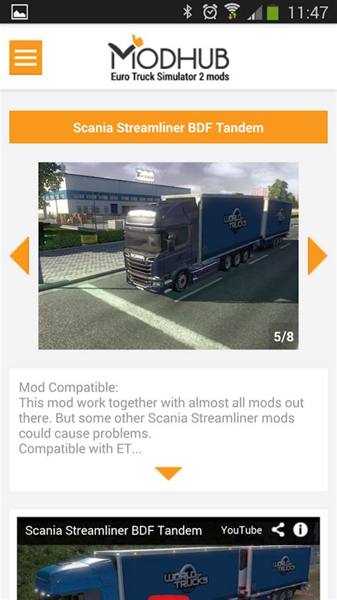download game euro truck simulator 2 mod apk euro truck simulator 2 mods 1 5 apk download android
