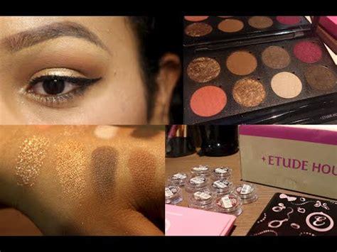 Eyeshadow Etude etude house eyeshadow haul