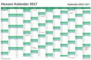 Kalender 2018 Hessen Kostenlos Kalender 2017 Zum Ausdrucken Kostenlos