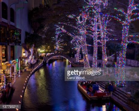 the lights festival san antonio river san antonio stock photos and pictures getty images