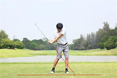 laser golf swing trainer aim perfect golf training aid laser swing plane trainer