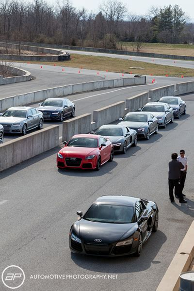 track wv audi on the track summit point wv automotive photography