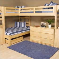 Blueprints For Triple Bunk Beds by 187 Triple Bunk Bed Plans Kids Table Saw Jig Plans Diy Ideaswoodplans Pdfplans
