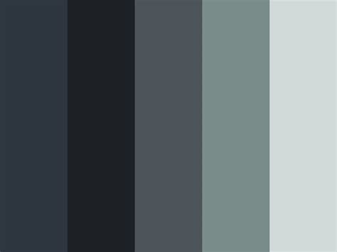 grey color schemes charcoal color palette so cold quot by ivy21 blue charcoal
