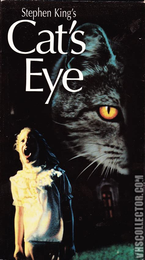 Cats Eye 1985 Cat S Eye Vhscollector Com Your Analog Videotape Archive