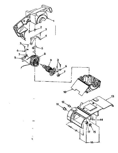 Craftsman Craftsman 3 Inch Belt Sander Parts Model 315
