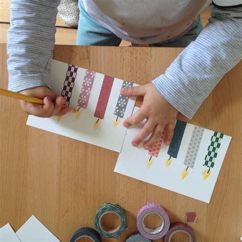 kindergeburtstag einladungskarten selber basteln
