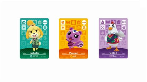 Animal Crossing Nfc Card Template by Amiibo Cards And Nfc Reader On Their Way With Animal