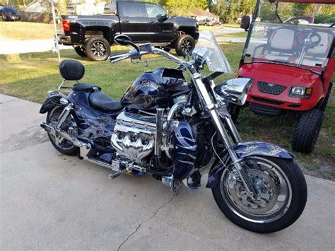 Boss Hoss V8 Bike For Sale by Boss Hoss Motorcycles For Sale In Texas
