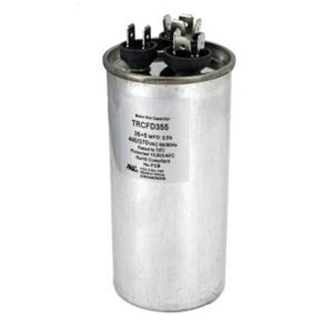 Capasitor Ac 10 Uf Hd packard 440 volt 35 5 mfd dual motor run