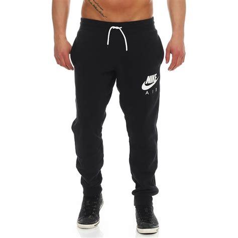 Nike Fleece Hose nike air aw77 heritage fleece cuffed hose jogginghose