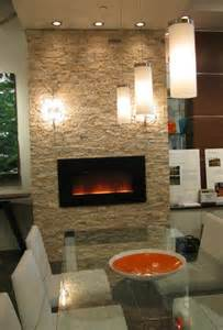 electric fireplace family room contemporary with