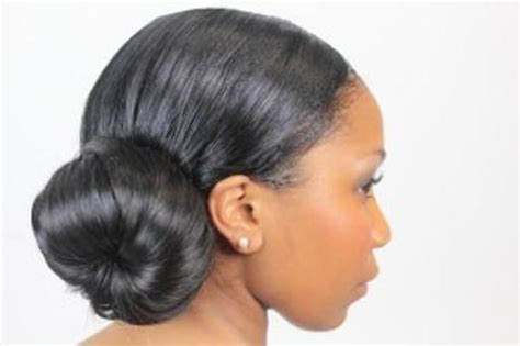 hairstyles that require less tension on edges 1000 ideas about side bun hairstyles on pinterest side