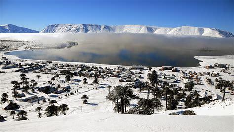 imagenes de invierno en argentina copahue lanza el lunes la temporada termal de invierno