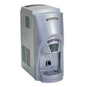 Small Crushed Ice Machine For Home - scotsman mdt2c12a 1 ice dispenser ice maker and water dispenser compact