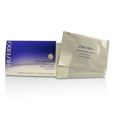 Shiseido Vital Perfection vital perfection wrinklelift mask for shiseido