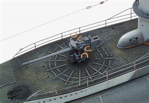 u boat kit german type viic submarine waterline 1 87 kit artitecshop