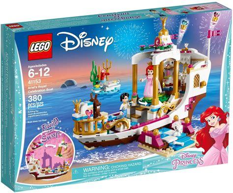 Lego 41153 Ariel S Royal Celebration Disney Princess 41153 mariage sur le navire royal d ariel princess la