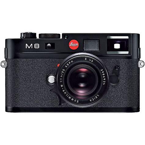 leica m8 leica m8 rangefinder digital black 10701 b h