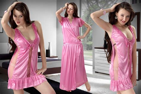 Dress Tidur Transparan Nightwear