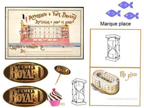 Fort Boyard Mini Theme 1 Et 2 Et 3 Doudous Patrons Patterns Gabarits Fete A Themes Cing Invitations Templates Free