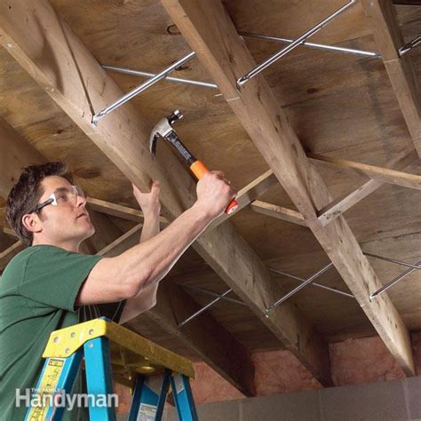 how to stiffen a floor with bridging the family handyman