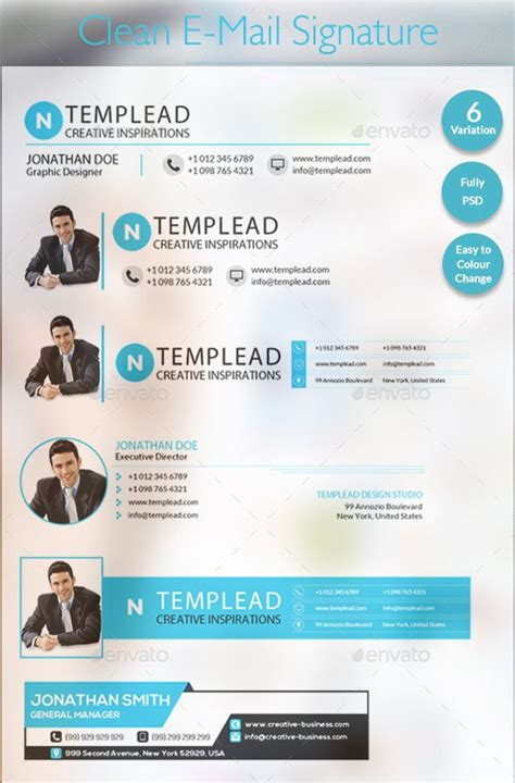 25 Best Ideas About Mail Signature On Pinterest Professional Signature Email Signatures And Modern Email Signature Templates