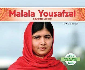 malala biography facts malala yousafzai education activist by grace hansen