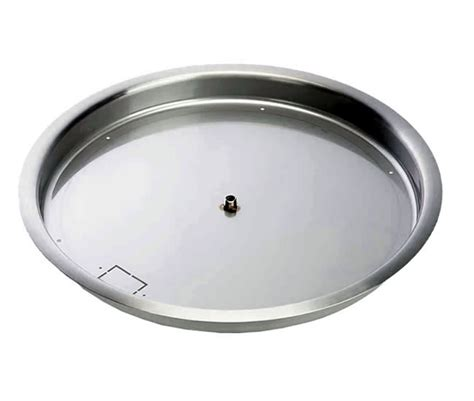31 inch burner pan for 24 inch gas ring s gas