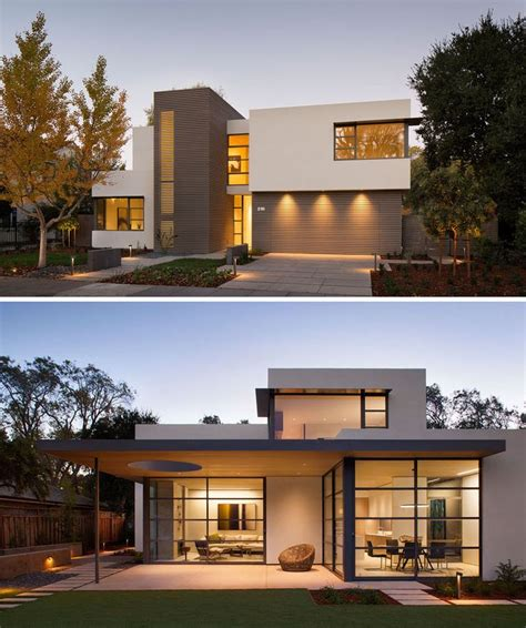 contemporary home design ideas best 25 modern house facades ideas on pinterest modern