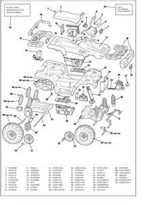 polaris sportsman 700 yellow igod0027 parts kidswheels