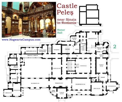 modern castle floor plans using stone hogwarts castle floor plan 15 out dari 26 400 untuk