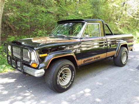 My Dad S 1978 J10 Golden Eagle Package Purchased March 79