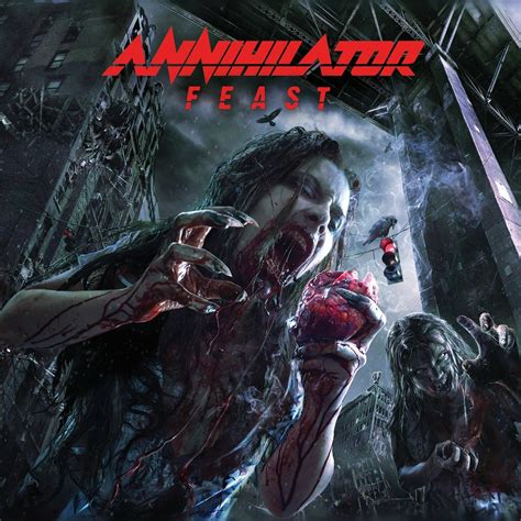 Cd Annihilator album review annihilator feast metal injection