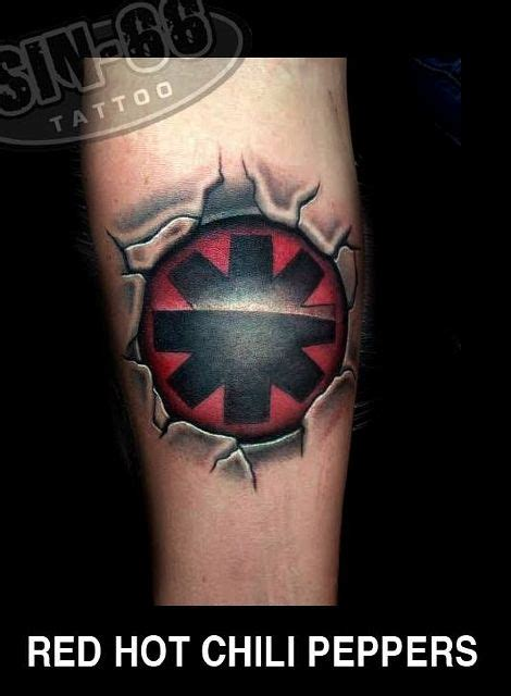red hot chili peppers tattoo designs chili peppers 3d tattoos apeldoorn