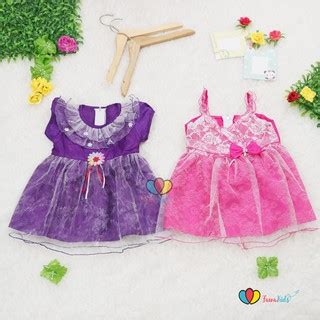 5 12 Bulan Dress Anak Bayi 001 gaun baby uk 0 12 bulan dress baby murah baju